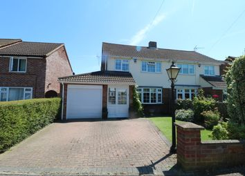 Thumbnail 3 bed semi-detached house for sale in Hawthorn Close, Takeley, Bishop's Stortford