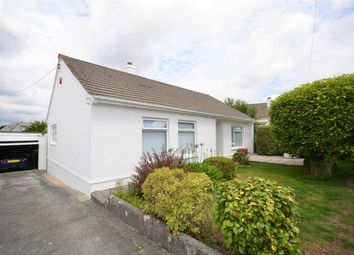 Thumbnail 2 bed detached bungalow for sale in Pengarth Close, Truro, Cornwall