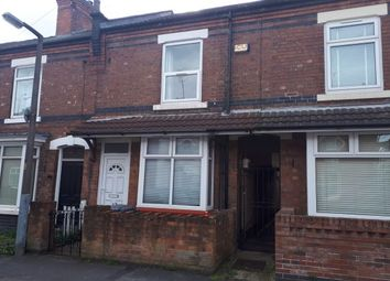 Thumbnail 2 bed property to rent in Wyggeston Street, Burton-On-Trent
