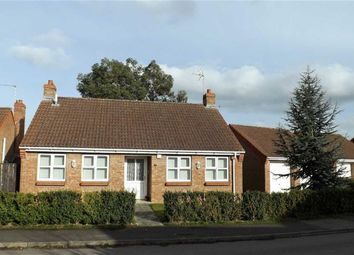 Thumbnail 3 bed detached bungalow for sale in Strawberry Fields Drive, Holbeach St. Marks, Holbeach, Spalding