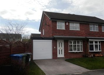 Thumbnail 3 bed semi-detached house to rent in Greenheart, Amington, Tamworth
