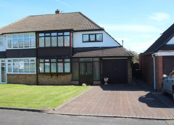 Thumbnail 3 bed semi-detached house for sale in Fairbourne Avenue, Oldbury