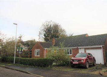 Thumbnail 3 bed detached bungalow for sale in Rowan Drive, Gayton, King's Lynn