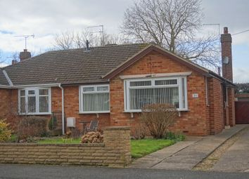 Thumbnail 2 bed bungalow for sale in The Spinney, Cottingham