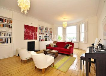 Thumbnail 3 bed flat to rent in Fellows Road, Belsize Park, London