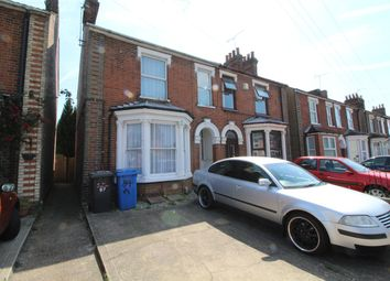 Thumbnail 1 bed flat for sale in Hatfield Road, Ipswich