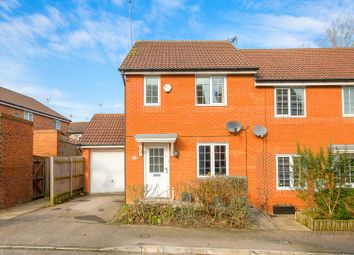 Thumbnail 3 bed end terrace house for sale in Rye Close, Burton Latimer