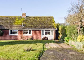 2 bed semi-detached bungalow for sale in Mavesyn Close, Hill Ridware, Rugeley WS15