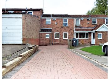 2 bed terraced house for sale in Aldbourne Way, Birmingham B38