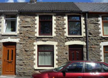 Thumbnail 2 bed terraced house to rent in Tillery Street, Abertillery