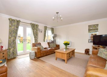Thumbnail 4 bed detached house for sale in Maidstone Road, Sutton Valence, Kent