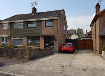 Thumbnail 3 bed semi-detached house for sale in Westlands, Port Talbot, Neath Port Talbot.