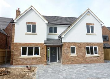 Thumbnail 5 bed detached house for sale in Holton Road, Tetney, Near Grimsby
