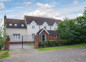 Thumbnail 4 bed detached house for sale in St Neots Road, Renhold, Bedford