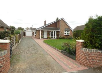 Thumbnail 3 bed bungalow for sale in Fenton Close, Measham, Leicestershire