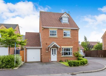 Thumbnail 4 bed detached house for sale in Beswick Brook Close, Stoke-On-Trent