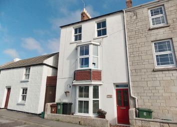 Thumbnail 4 bed end terrace house for sale in St. Georges Road, Portland