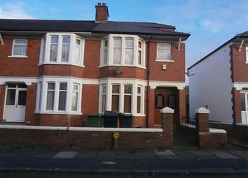 Thumbnail 2 bed flat to rent in Leckwith Avenue, Cardiff