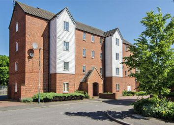 Thumbnail 4 bed flat for sale in Bridgeside Close, Brownhills, Walsall