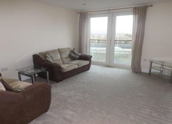 Thumbnail 1 bedroom flat to rent in Kilcredaun House, Prospect Place, Cardiff