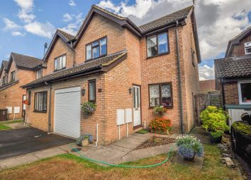 Thumbnail 3 bed end terrace house for sale in Farriday Close, Valley Road, St.Albans