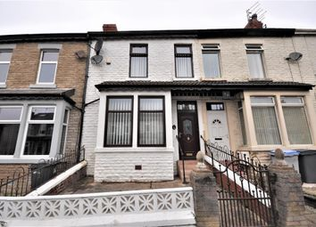 Thumbnail 3 bedroom terraced house for sale in Bela Grove, Blackpool, Lancashire