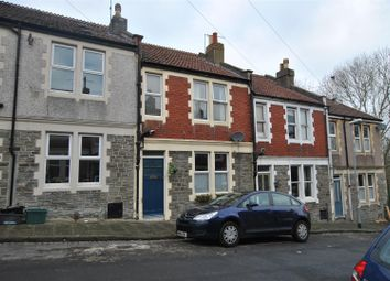 Thumbnail 3 bed terraced house for sale in Copse Road, Knowle, Bristol