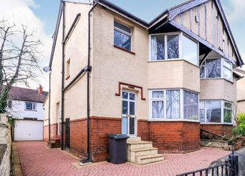 Thumbnail 5 bed semi-detached house for sale in Buckingham Road, Headingley, Leeds