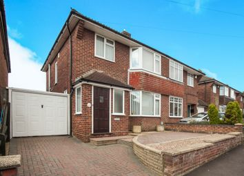Thumbnail 3 bed semi-detached house for sale in Silecroft Road, Luton