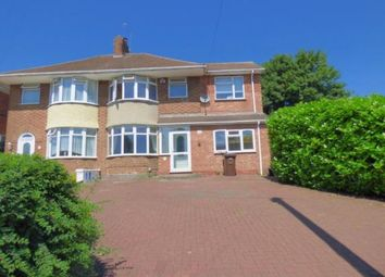 Thumbnail 4 bed property for sale in Wagon Lane, Solihull, West Midlands
