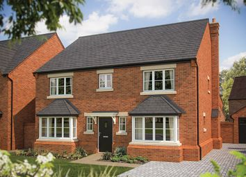 "Thumbnail 5 bed detached house for sale in ""The Winchester"" at Izzard Road, Upper Heyford, Bicester"