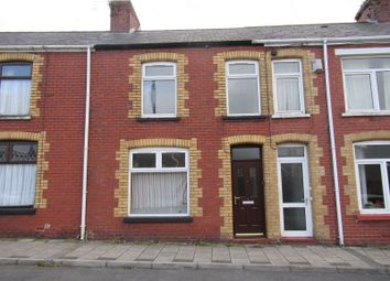 Thumbnail 3 bed terraced house for sale in Plasnewydd Street, Maesteg, Bridgend.