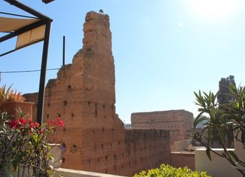 Thumbnail 8 bed town house for sale in Marrakech, The Medina, Marrakech, 40000
