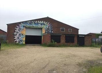Thumbnail Light industrial for sale in 40 North Farm Road, Scunthorpe, Lincolnshire