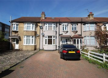 Thumbnail 4 bed terraced house for sale in Brentwood Road, Romford, Essex