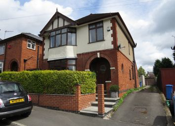 Thumbnail 3 bedroom detached house for sale in Stonehill Road, Off Burton Road, Derby