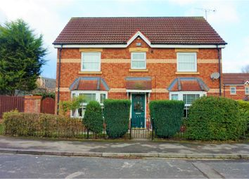 Thumbnail 4 bed detached house for sale in St. Nicholas Drive, Beverley