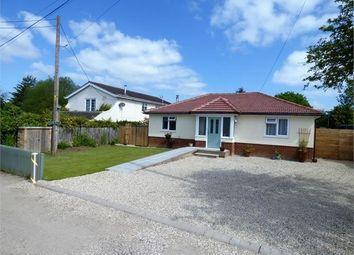 Thumbnail 2 bed detached bungalow for sale in Great Burches Road, Benfleet, Benfleet