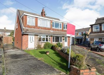 Thumbnail 3 bed semi-detached house for sale in Oakfield, Fulwood, Preston, Lancashire