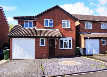 Thumbnail 4 bed detached house for sale in Lynden Close, Bromsgrove