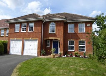 Thumbnail 5 bed detached house for sale in Othello Avenue, Heathcote, Warwick