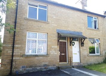 Thumbnail 2 bed end terrace house to rent in Victory Avenue, Paddock, Huddersfield