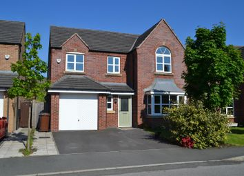Thumbnail 4 bed detached house for sale in Haworth Road, Chorley