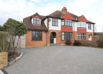 Thumbnail 5 bed semi-detached house for sale in Copthall Road East, Ickenham, Uxbridge