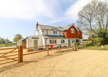 Thumbnail 4 bed detached house for sale in Minstead, Lyndhurst