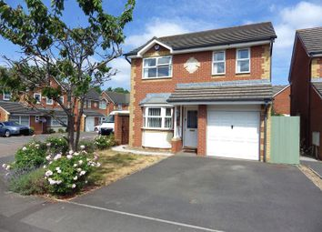 Thumbnail 4 bed detached house for sale in Penrose Drive, Bradley Stoke, Bristol
