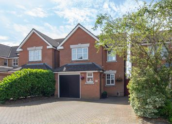 Thumbnail 3 bed detached house for sale in Randall Drive, Toddington, Dunstable