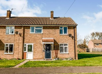 Thumbnail 2 bed end terrace house for sale in Dukes Road, Old Dalby, Melton Mowbray