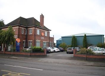 Thumbnail Light industrial for sale in St George's House, Whitwick Road, Coalville, Leicestershire