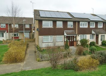 Thumbnail 4 bed end terrace house for sale in Lynsted Close, Ashford